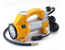 12V SUPER MINI car tyre INFLATOR/portable auto air COMPRESSOR electric air PUMP