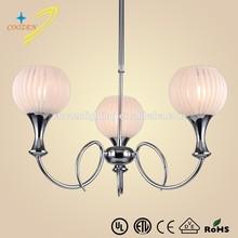 Indoor fancy lights,small pendant lamps,bedroom decorative fancy light chandeliers GZ20469-3P