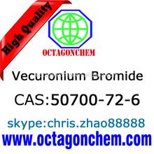 Alta pureza Vecuronium bromuro de 50700 - 72 - 6