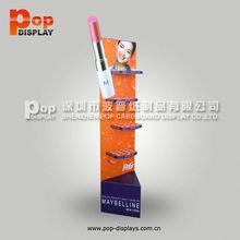 make up pop cardboard paper display stand