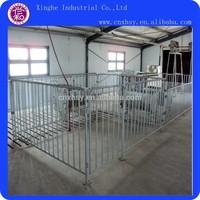 Animal farm fattening galvanized stall