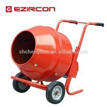 224L portable concrete mixer machine price