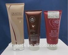 200ml PE plastic tube packaging for beauty industry