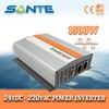 Hot Sale 1500W DC24V to AC220V modified sine wave car vehicle inverter