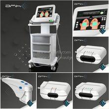 HIFU skin lightening machine high intensity focused ultrasound machine