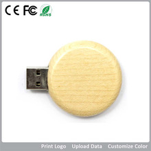 Good promotional gifts, wooden gift swivel usb flash drive, hot sale usb flash stick for 2015!