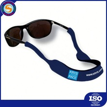 fashionable custom neoprene sunglasses strap