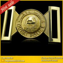 High grade man metal belt buckle military buckle for belt