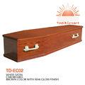 Cercueil en carton td-ec02