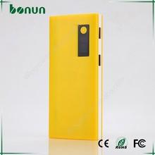 11000mAh polymer USB External Backup Battery mobile Phone Universal Portable Power Bank