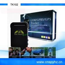 mini pet/disable/kids GPS GSM tracking system TK-102