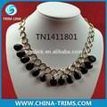 Nuevo estilo de collar de acrílico hecho a mano Nº TN201411801