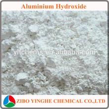 High whiteness fire retardant aluminum hydroxide powder