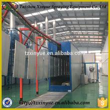 powder coating line/machine/system/plant/equipment