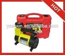 12v mini tyre inflator mini tire infaltor pump air compressor