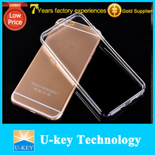 2015 factory cheap price tpu mobile phone cover for iphone6 case