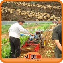 Mayjoy famous hot sale mini harvester potato (skype:mayjoy46,whatsapp : 008613816026154)