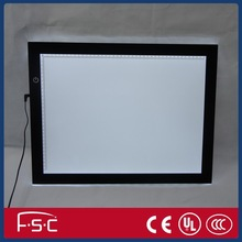 A3 battery rechargale led tracing board