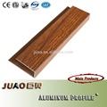 De alta calidad decorativa de aluminio perfil de borde/aluminio línea fronteriza
