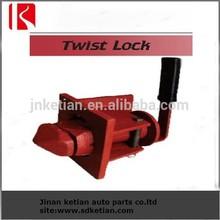Cast & Welded Type Container Trailer Twist Lock