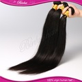 Sin procesar 7a pelo brasileño/100% peruana primas cabello humano tejer/brasileño trama del pelo