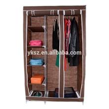 non-woven fabric wardrobe armoire sale