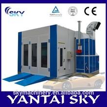 SKY SB-100 Spray Booth / Auto Paint Room / Powder Coating