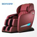 2015 venda quente luxo 3D muti-função melhor massageador cadeira gravidade zero