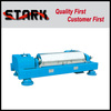 LW220 horizontal spiral sludge dewatering machine decanter centrifuge