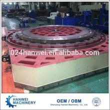 Rotary kiln rotating gear ring
