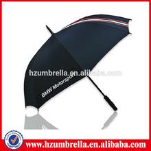 branded full fiberglass high quality golf umbrella