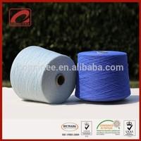 eco-friendly Nm2/16 65% baby wool 25% yak 10% cashmere oeko tex yarn