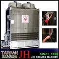 taiwán jh refrigerador de agua torre de enfriamiento del sistema de agua para uso industrial