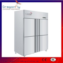 Air Cooling Stainless Steel Refrigerator/Cooler/ Chiller/Freezer/ , Manufacture with CE