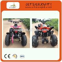 CE new china import atv 800W quad 500W electric quad atv for adults