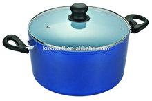 cooking ceramic pot