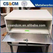 Aluminium Medical Enclosure Sheet Metal Enclosure