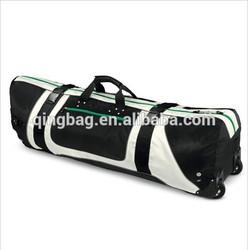custom golf bag with wheels