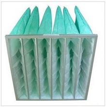 Quality F5-F9 manufacturer air filter sus 304 frame big following