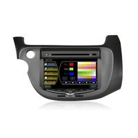 8 inchs caska car dvd CA3618G for Honda Fit 2008-2010 with Radio Navigation Bluetooth