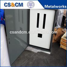 custom fabricators metal power distribution box / electronic enclosure OEM ODM