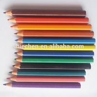 Mini golf small colored pencil