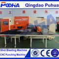 Mecánico cnc máquinas punzadoras/cnc sacador de la torrecilla de prensa