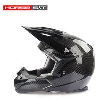 ECE,ATV Newest Black Safety Motocross Helmet