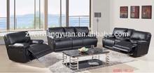 contemporary home sofa italy leather recliner sofa set
