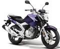 แบรนด์ใหม่yamahaรถจักรยานยนต์ถนนys250( fazer)