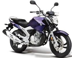 Brand New Yamaha Motorcycles Street YS 250 (Fazer)