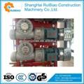 Construção guincho Motor