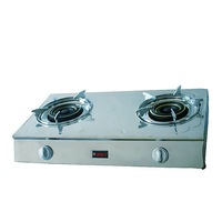 2 burner new model gas stove