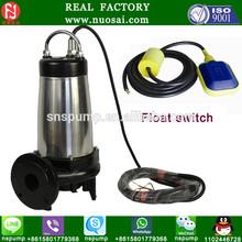 NSWQ 50-10-15-1. 1 Nylon electrophoresis paint cast iron material centrifugal submersible pump